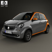 Smart Forfour 2014