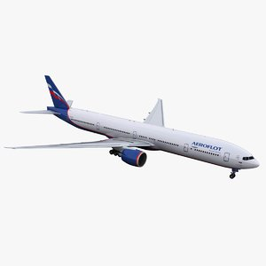 777-300 aeroflot model