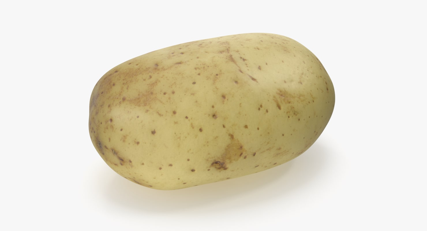 3ds potato
