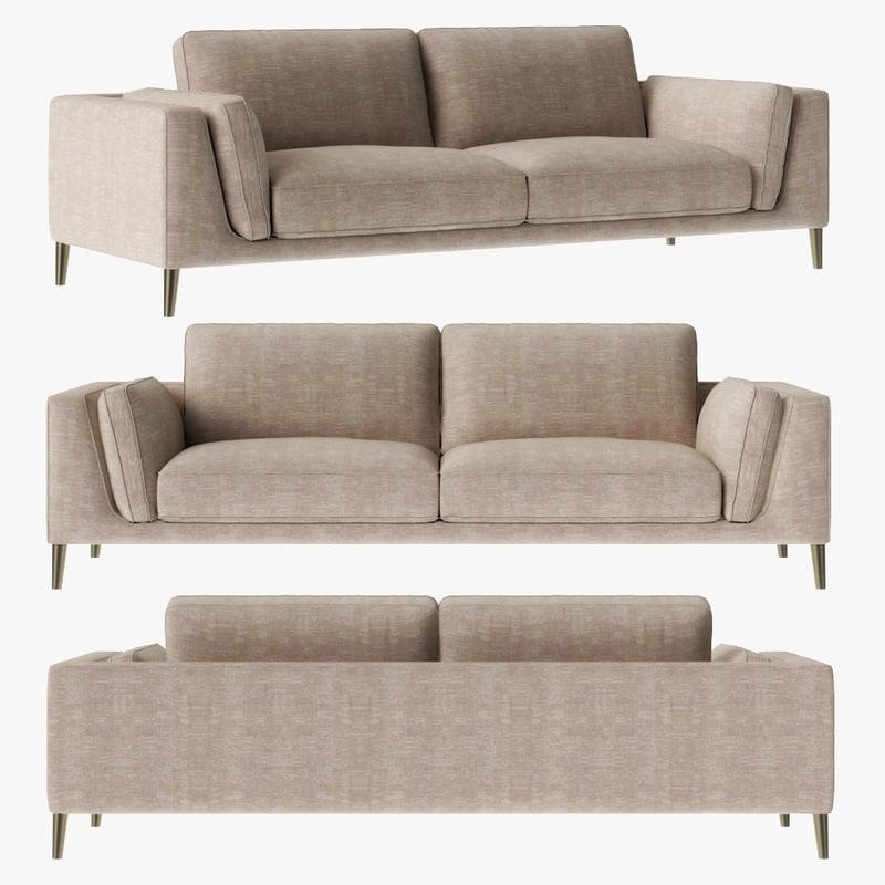 3D furniture modern