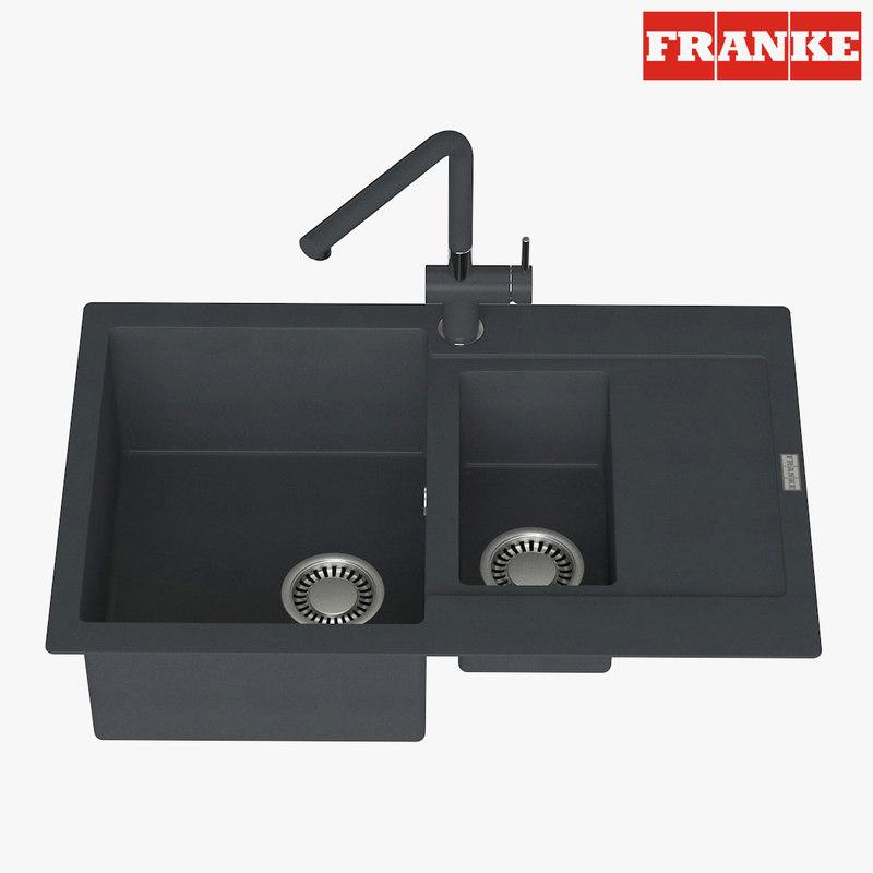 appliance faucet franke model