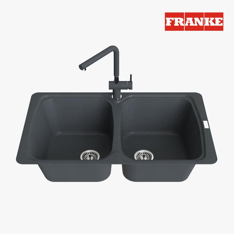 appliance faucet 3D model