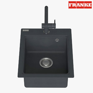appliance faucet 3D