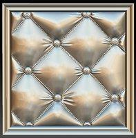 upholstered picture frame stl 3D model