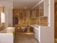 Toilet Interior (modern)