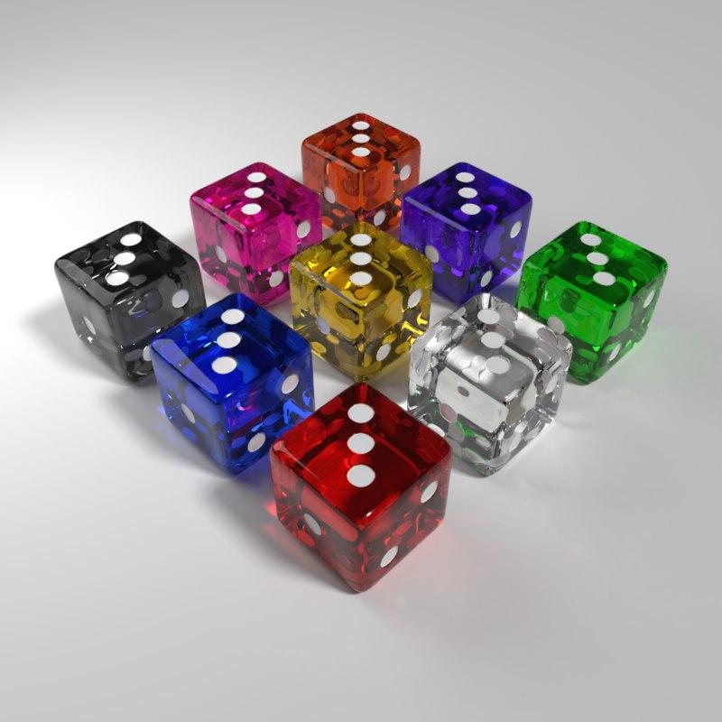 6 glass model