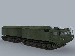 vityaz dt-30pm 3D model