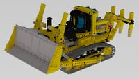 lego truc device 3D model