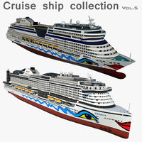 Cruise Ship Collection Vol.5