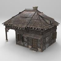 Medieval house fantasy 04