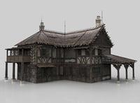 Medieval house fantasy 10