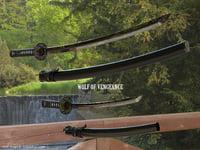 sword japanese japan 3D model