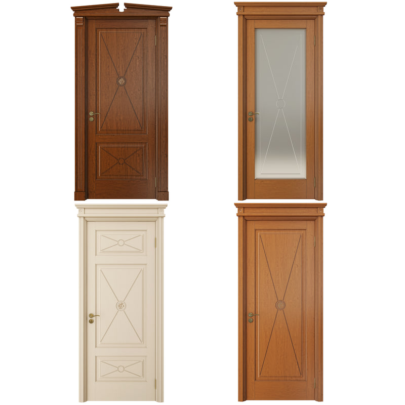 door legnoform le cifre model