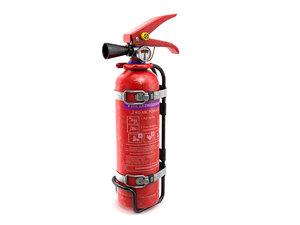 3D extinguisher s