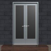 iron door 3D model