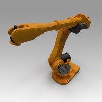 3D modelled model