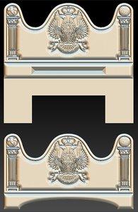 scottish rite 33rd degree 3D model