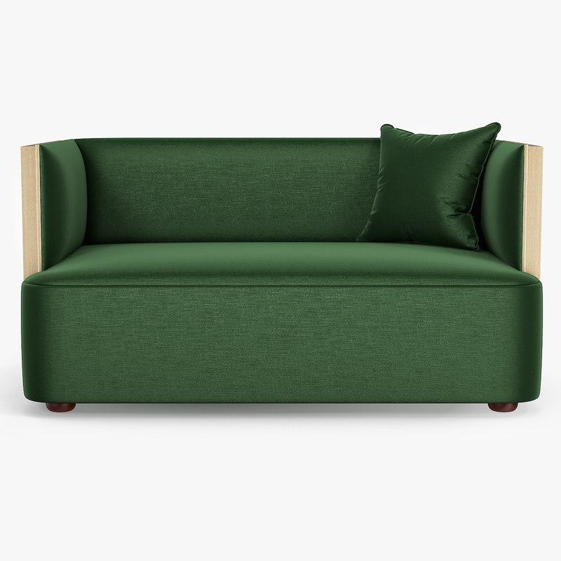 promemoria - boccaccio sofa model
