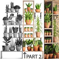 plants 2 3D model