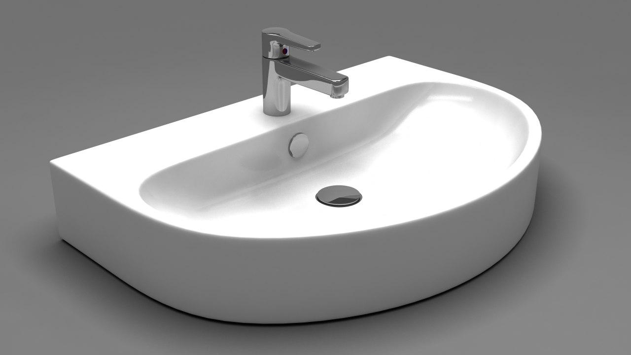 bathroom sink model