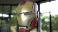 Elmetto Iron Man