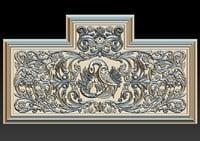 3D religious relief stl cnc
