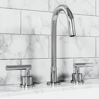 EXTON LEVER-HANDLE WIDESPREAD BATHROOM FAUCET