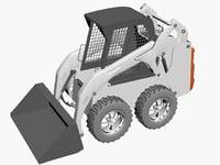 bobcat constructor 3D model