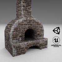 Medieval Forging Furnace