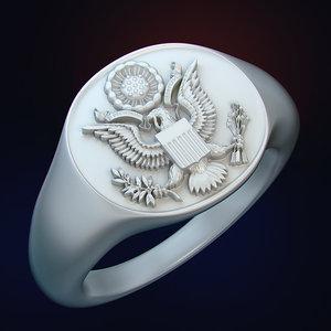 3D ring printing usa