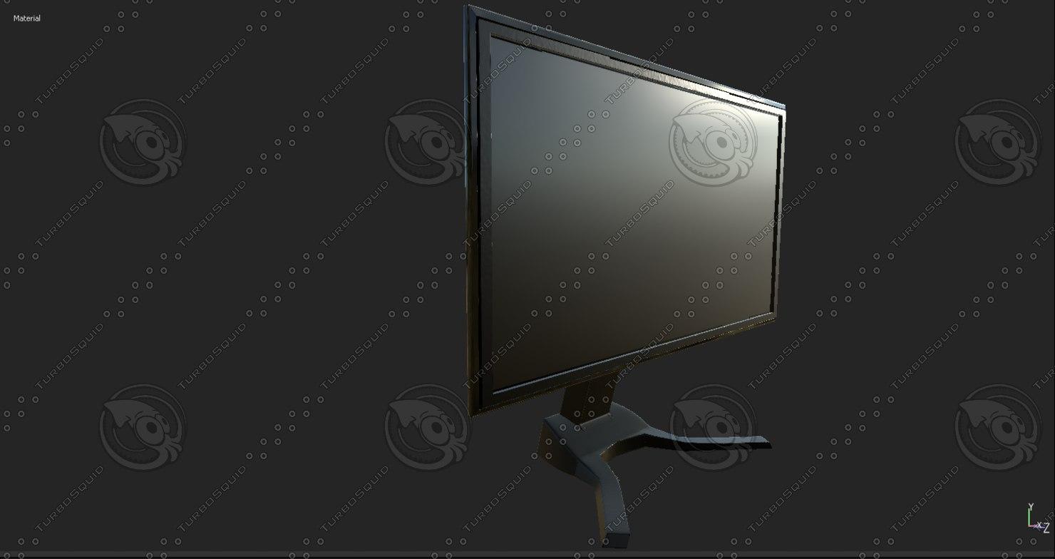 screen computer 3D