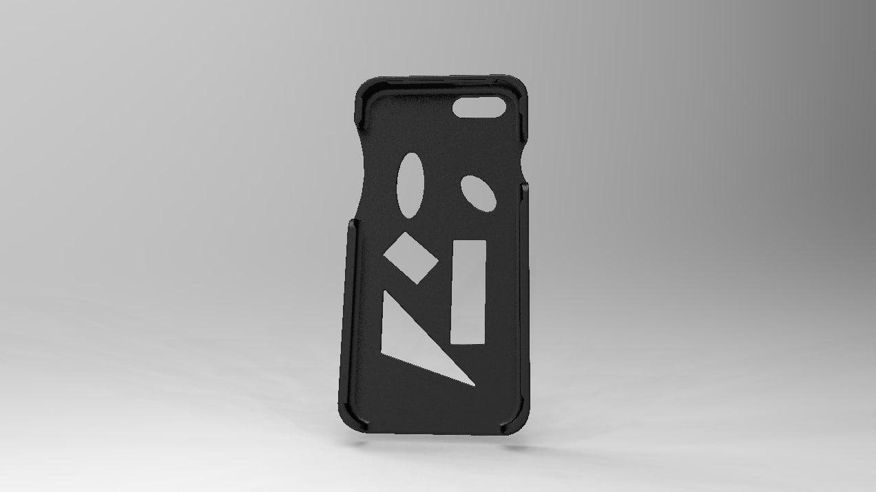 3D phone case 6s model