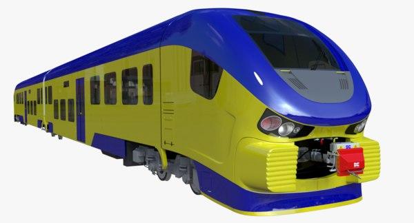 pesa link 3D model