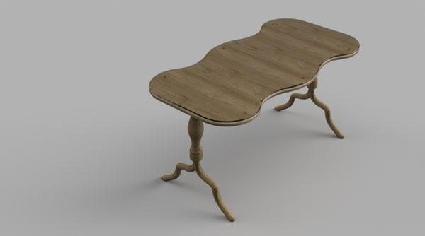 desk model
