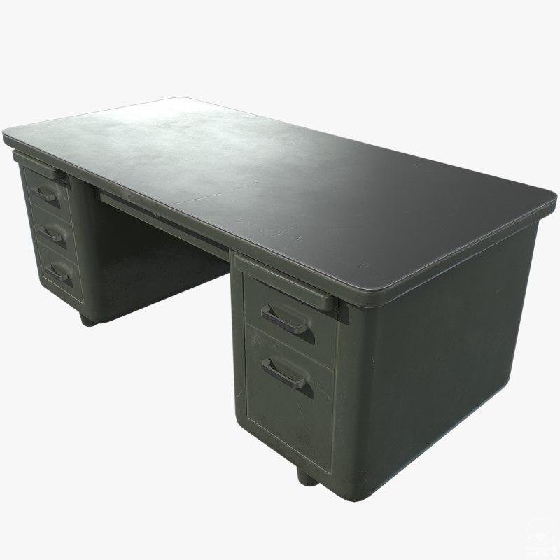 vintage desk max