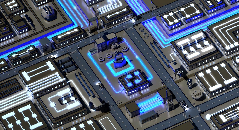 architecture security 3D