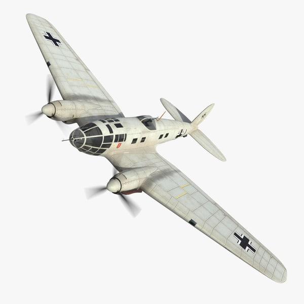 heinkel 111 l 3D