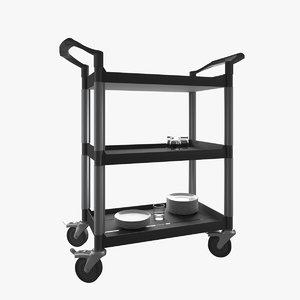 catering cart model
