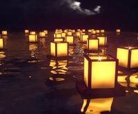 japanese lantern model
