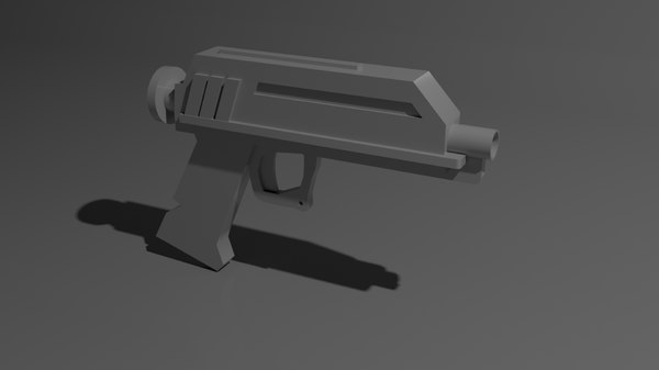 3D dc-17 hand blaster