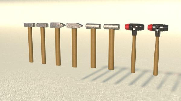 set hammers model