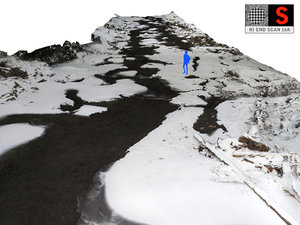 river 16k 3D model