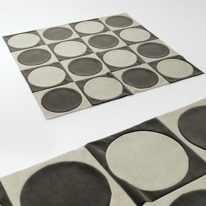 free carpet design 3d model