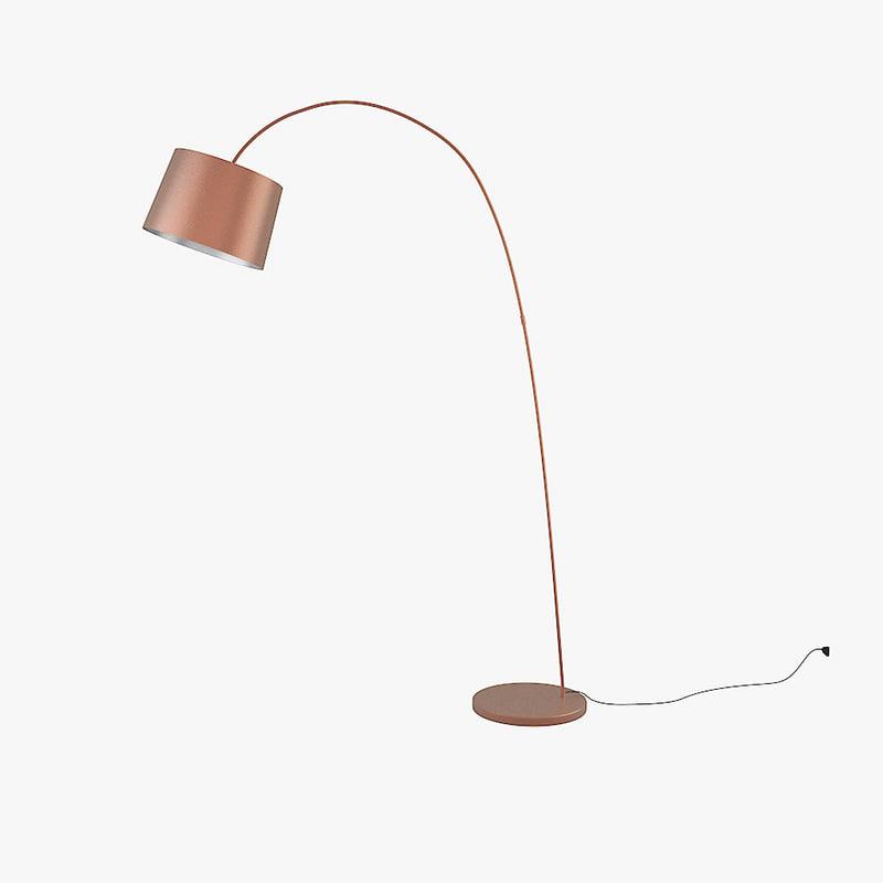 boconcept kuta lamp 3D model