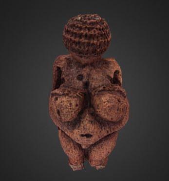 3D model characters creatures