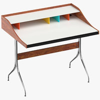 Herman MIller Swag Leg Desk