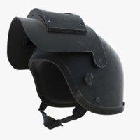 helm k6-3 3D
