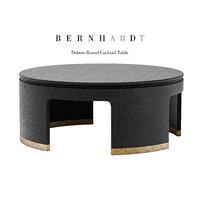 bernhardt dubois cocktail table model