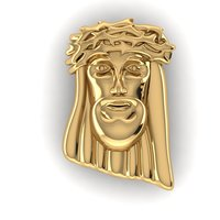 3D jesus pendant