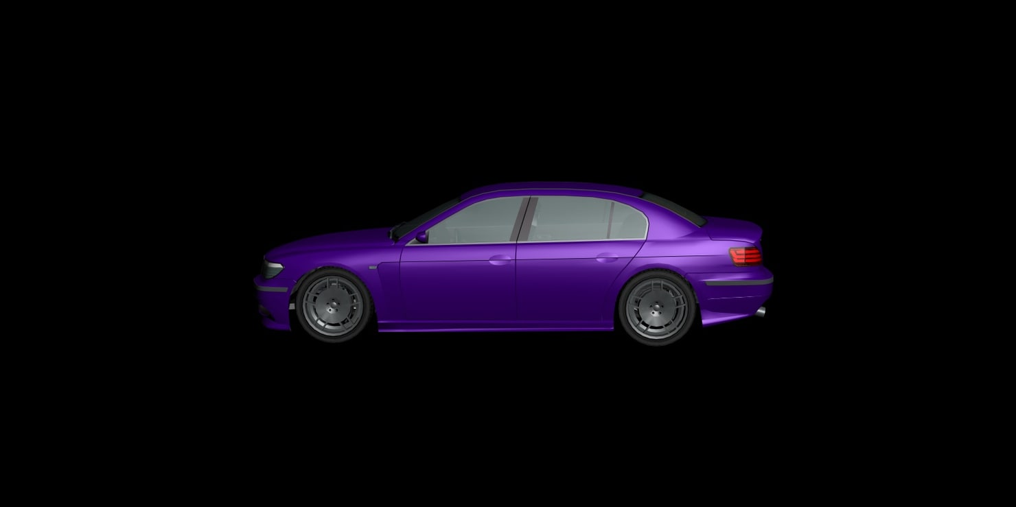 3D model geely emgrand